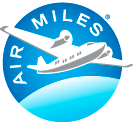 Image result for air miles logo