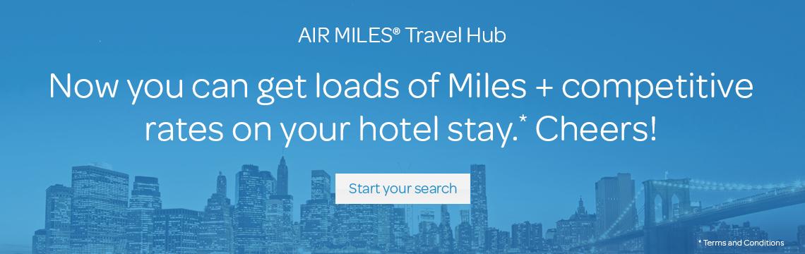 air miles home. Black Bedroom Furniture Sets. Home Design Ideas