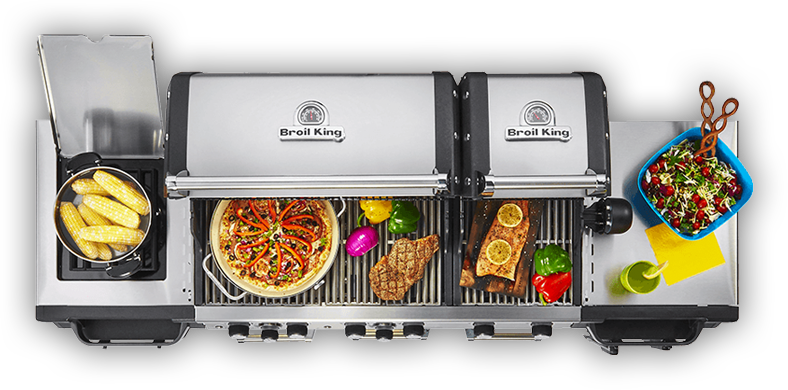 Broil King Header BBQ Image