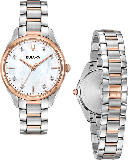 Bulovo Crystal Watch