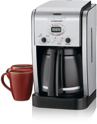 Cuisinart Coffee and Tea Button