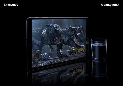 Galaxy Tab A Spotlight