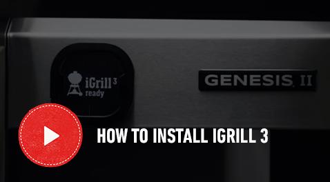 IGrill 3 Video