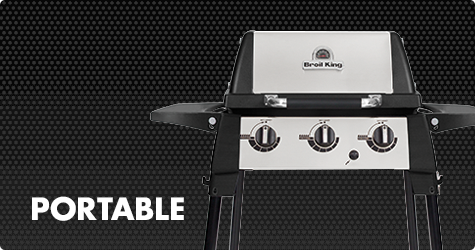 Broil King Portable Grills Button