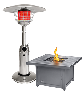 Portable Grills and Patioflame