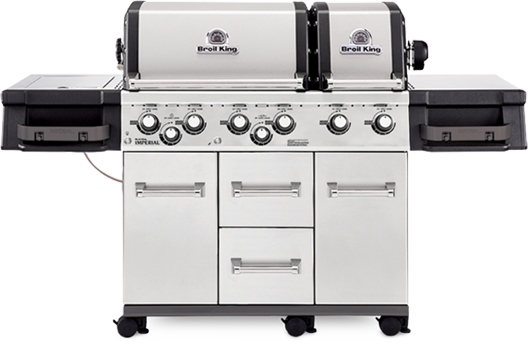 Propane and Gas Grill Image