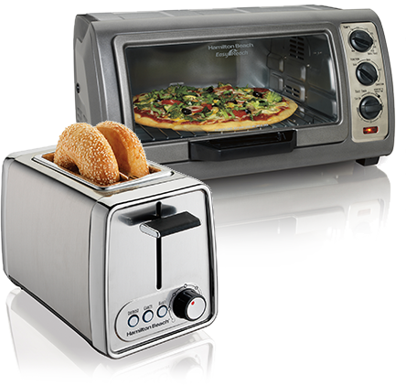 Hamilton Beach Toaster Ovens and Toasters