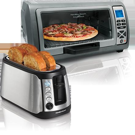 Hamilton Beach Toaster Ovens and Toasters