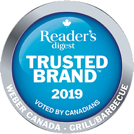 Weber Trusted Brand Badge Image