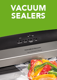 Vacuum Sealers Button