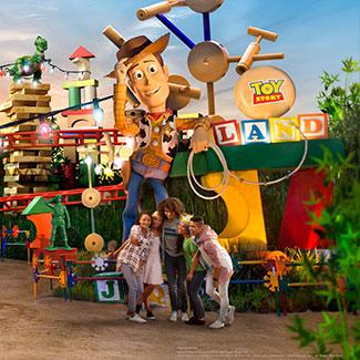 5 7 Day Walt Disney World Resort In Florida Theme Park Tickets